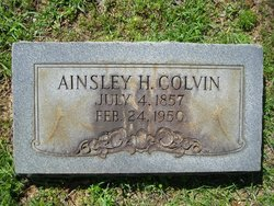 Ainsley H. Colvin