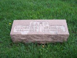 Elizabeth Jane <i>Allen</i> Earp