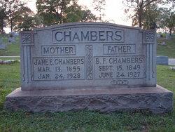 Benjamin F. Chambers