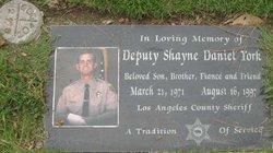 Shayne Daniel York