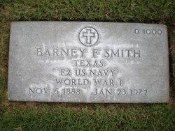 Barney Franklin Smith