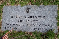 Buford Denty Abernathy