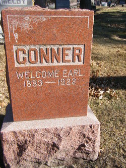 Welcome Earl Conner