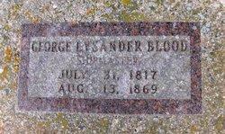 George Lysander Blood