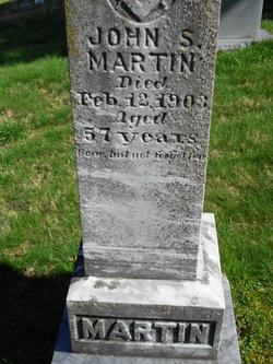John S. Jack Martin
