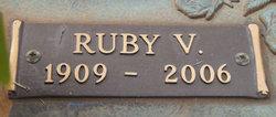 Ruby Virginia <i>Haney</i> Harvey