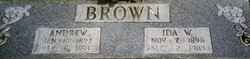 Saint Andrew Brown