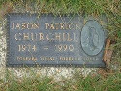 Jason Patrick Churchill