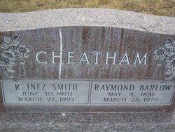 Raymond Barlow Cheatham