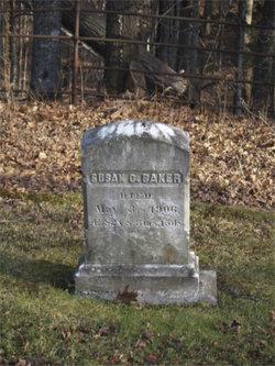 Susan C <i>Soule</i> Baker