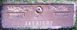 Wilford John Akeright