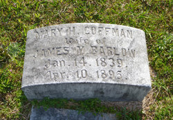 Mary Hasseltine <i>Coffman</i> Barlow