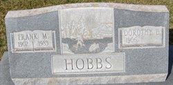 Frank M. Hobbs