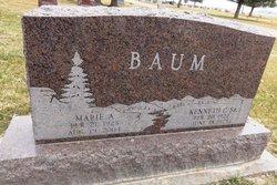 Marie A. <i>Murray</i> Baum