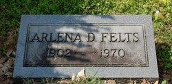 Nancy Arlena <i>Dillon</i> Felts