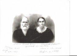 Elizabeth Ann <i>Ellison</i> Deen