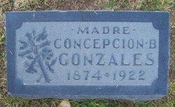 Concepcion Gonzales