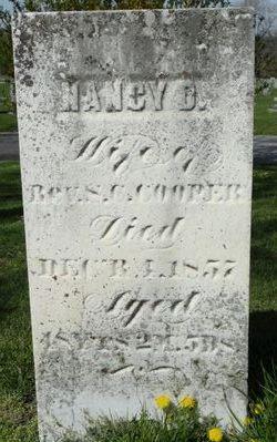 Nancy D. <i>Blythe</i> Cooper
