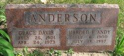 Harold E. Andy Anderson