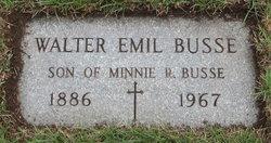 Walter Emil Busse