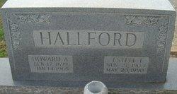 Estelle <i>Ivester</i> Hallford