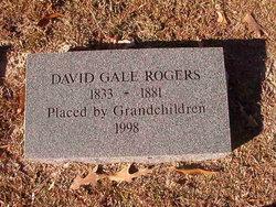 David Gale Hamp Rogers