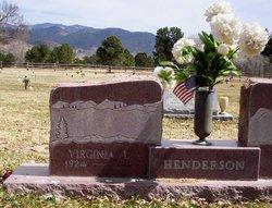Virginia L. <i>Vance</i> Henderson