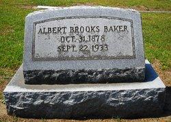 Albert Brooks Baker