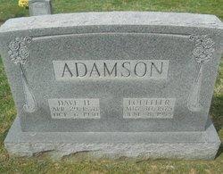 Dave Henry Adamson