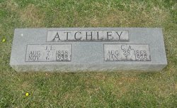 James Erwin Atchley