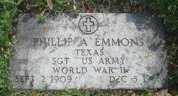Phillip Allison Emmons
