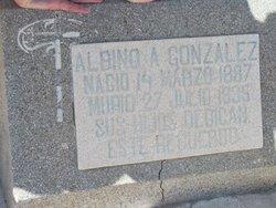 Albino Armijo Gonzalez
