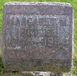 Margaret M. <i>Mattocks</i> Butler