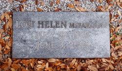 Lou Helen <i>McFarland</i> Box