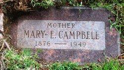 Mary Elizabeth <i>Barnhill</i> Campbell
