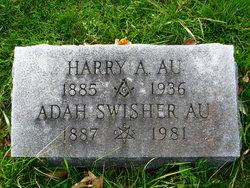 Adah M. <i>Swisher</i> Au