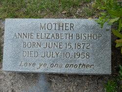 Annie Elizabeth <i>Ard</i> Bishop