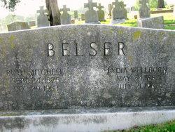Lydia Wellborn Belser
