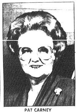 Patricia B Carney