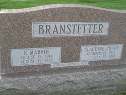 Claudine <i>Crane</i> Branstetter