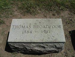 Thomas Broadfoot