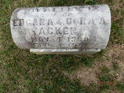 Walter L Acker
