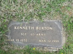 Kenneth Burton