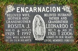 Rosita J Encarnacion