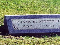 Olivia Bertha Pfeffer