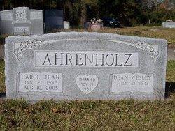 Dean Wesley Ahrenholz