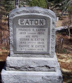Francis R Eaton