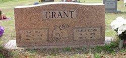 Mary Etta <i>Hall</i> Grant