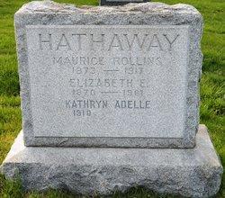 Elizabeth E. Hathaway