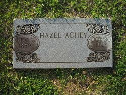 Hazel <i>Brown</i> Achey